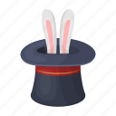 accessory, attributes, entertainment, focus, fun, hat, party icon