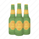alcohol, beer, bottle, drink, pub icon
