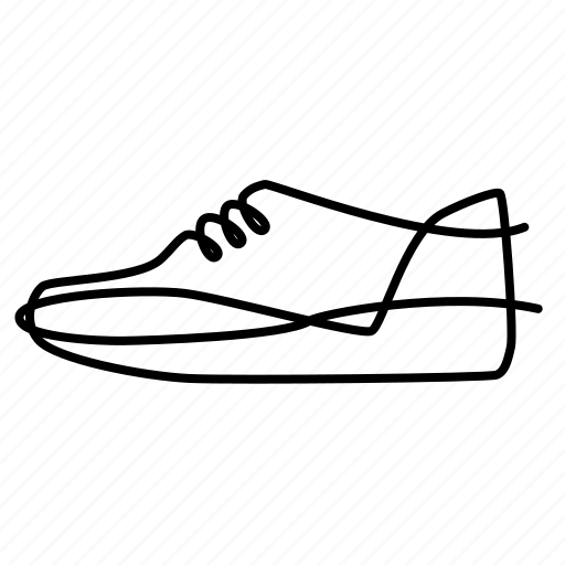 shoe, sneaker icon