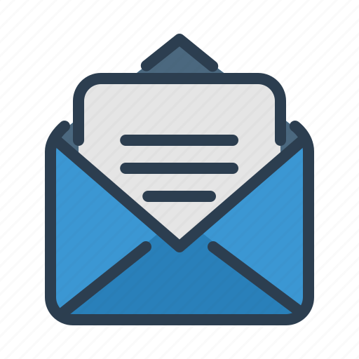 email, envelope, help, support icon
