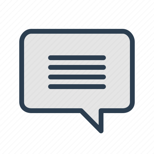 chatting, contact, customer service, message bubble, online chat, support, talk icon