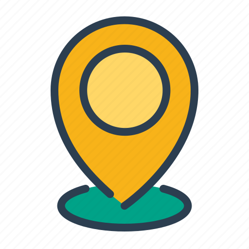 address, contact details, customer service, location, map, pin icon