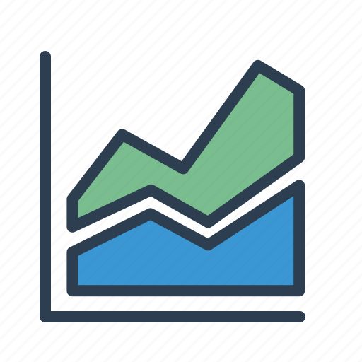 analytics, chart, diagram, graph, sales report, statistics, stats icon