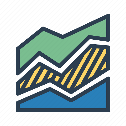 analytics, chart, diagram, report, sales, statistics, stats icon