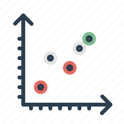 analytics, chart, experiment results, graph, monitoring, statistics, stats icon