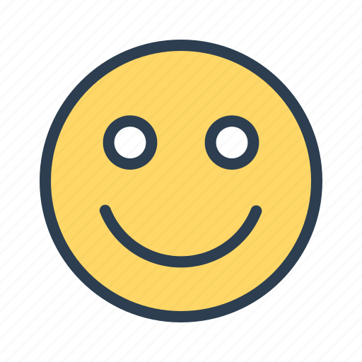 avatar, emoticon, emotion, face, happy, positive, smiley icon