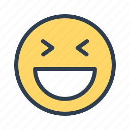 avatar, cheeze, emoticon, emotion, face, laugh out loud, smiley icon