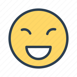 anime, avatar, emoticon, emotion, face, happy, smiley icon