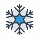 cold, frost, snowflake, winter icon