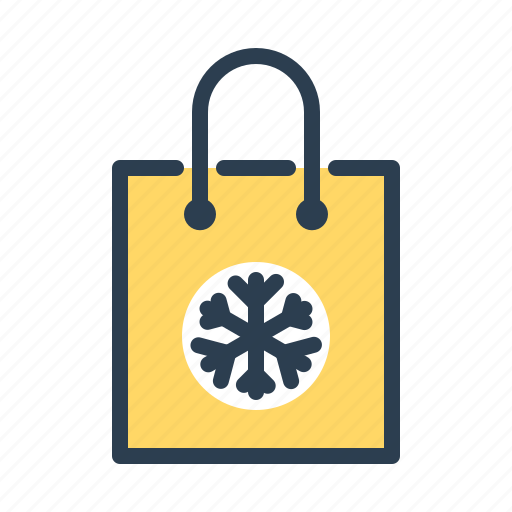 bag, christmas, gift, present icon