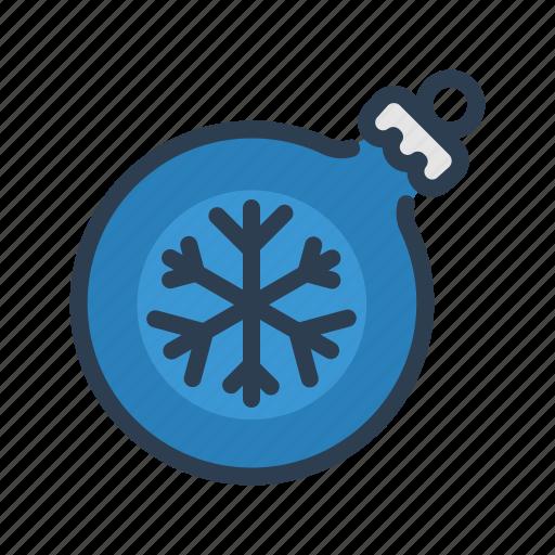 ball, decoration, ornament, xmas icon