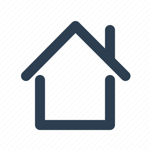 address, building, direction, home, house, location, real estate icon