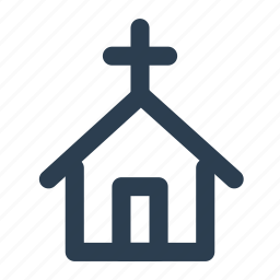 building, church, god, location, play, religion, temple icon