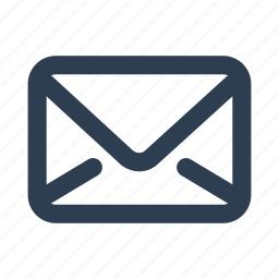email, envelope, letter, location, mailbox, post office, posting icon