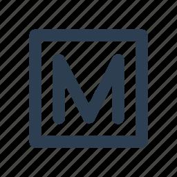 location, metro, public, station, subway, transport, underground icon