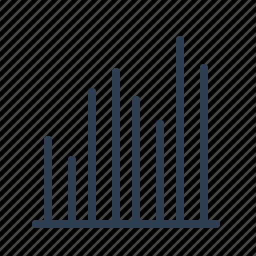 analytics, chart, diagram, graph, sales report, statistics, stats icon