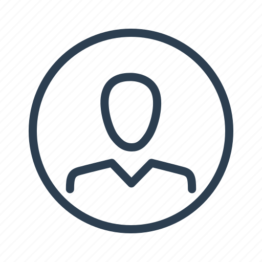 account, avatar, boy, male, man, profile, user icon