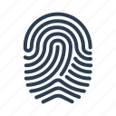biometric, fingerprint, identification, scan, security, touch, touch id
