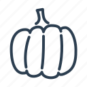 autumn, food, halloween, harvest, plant, pumpkin, vegetable icon