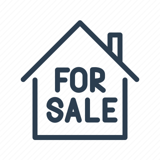 building, house loan, mortgage, property, real estate, sale, sell home icon