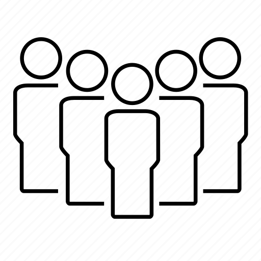 company, group, team, users icon