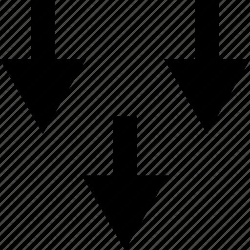 abstract, arrows, creative icon