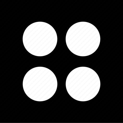 abstract, four, users icon