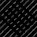 diagnol, five, line, lines icon