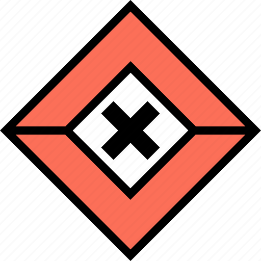 abstract, center, creative, eye, target, x icon