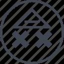 abstract, create, creative, design, designed icon