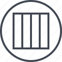 abstract, create, creative, design, designed, lines icon