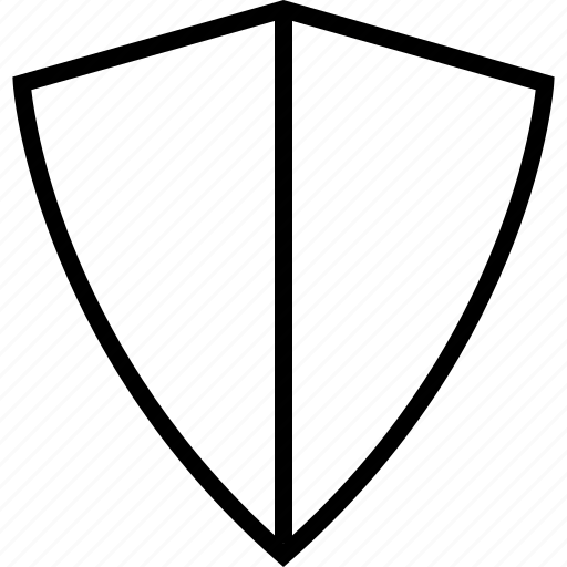 abstract, protect, shield, sign icon