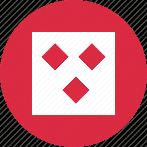 abstract, creative, cubes, design, three icon