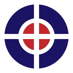abstract, aim, basic, geometric, shape, target icon
