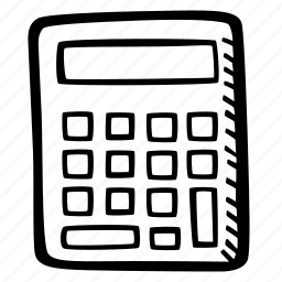 accounting, budget, calculator, counting, math, mathematics icon
