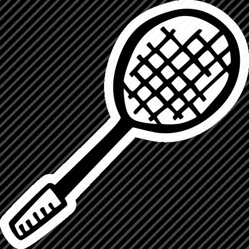 badminton, game, sport icon
