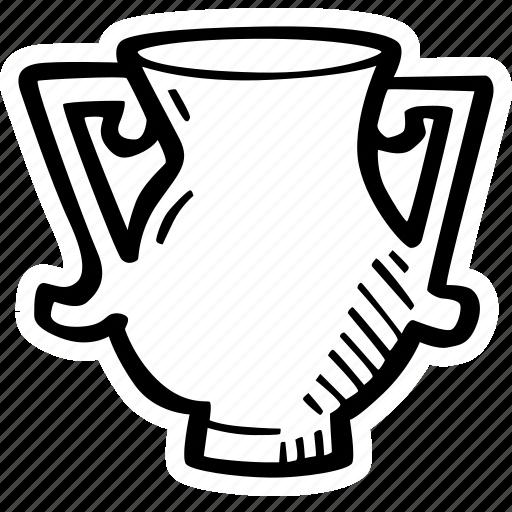 ceramic, ceramics, urn, wase icon