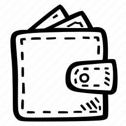 cash, finance, money, personal, wallet icon