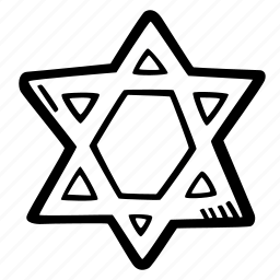 faith, judaism, mysticism, relligion, symbolism icon