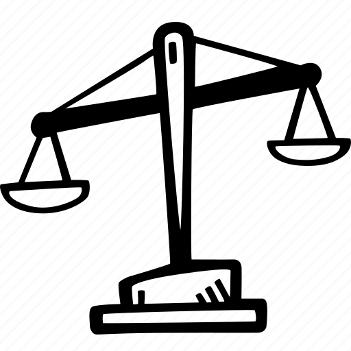attorney, balance, balance scales, law, scale icon