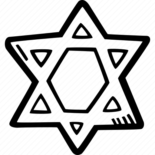 faith, judaism, relligion icon