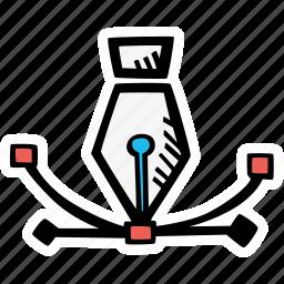 design, graphic, illustration, pen tool, vector graphic, vector illustration icon