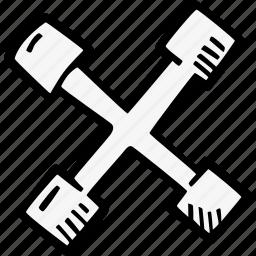 auto, mechanic, mechanics, repair, repair shop, service icon