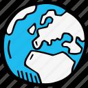earth, europe
