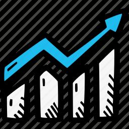 entrepreneurial, growth, marketing, skills icon