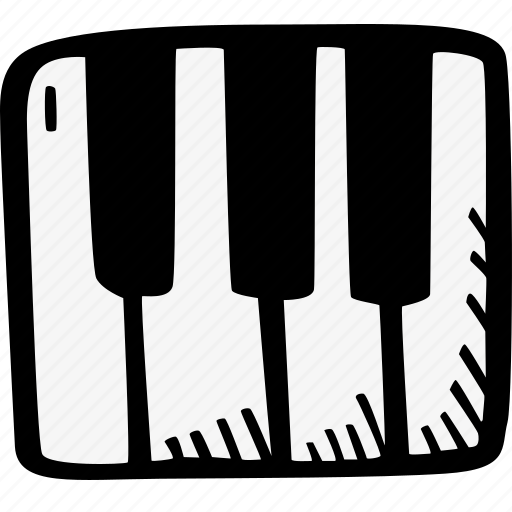 Instrument, music, piano icon - Download on Iconfinder