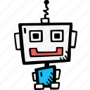 programming, robot, robotics