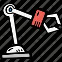 arm, automation, mechanical, robot, robotics