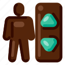 accommodation, elevator, holiday, hotel, travel, trip, vacation icon