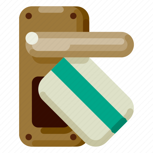 Accommodation, holiday, hotel, keylock, travel, trip, vacation icon - Download on Iconfinder